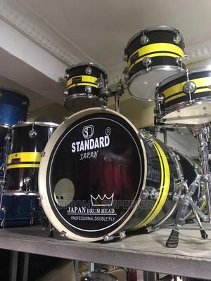 Standard Drumset Professional 7set Model 0080 | Musical Instruments & Gear for sale in Lagos State, Victoria Island