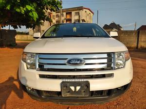 Ford Edge 2010 SE 4dr FWD (3.5L 6cyl 6A) White | Cars for sale in Lagos State, Ikorodu