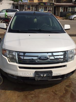 Ford Edge 2010 White   Cars for sale in Lagos State, Ikorodu