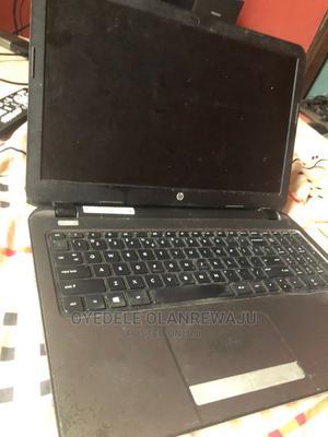 Laptop HP 15 4GB Intel Pentium 500GB | Laptops & Computers for sale in Lagos State, Shomolu