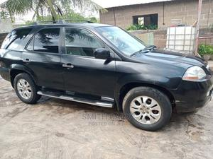 Acura MDX 2003 3.5L 4x4 Black | Cars for sale in Lagos State, Ikeja