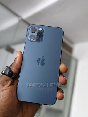 New Apple iPhone 12 Pro 256 GB Blue   Mobile Phones for sale in Lagos State, Ikeja
