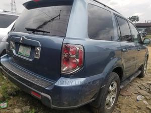 Honda Pilot 2007 EX 4x2 (3.5L 6cyl 5A) Blue   Cars for sale in Rivers State, Port-Harcourt