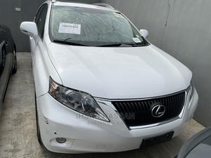 Lexus RX 2011 Off White | Cars for sale in Lagos State, Ogba