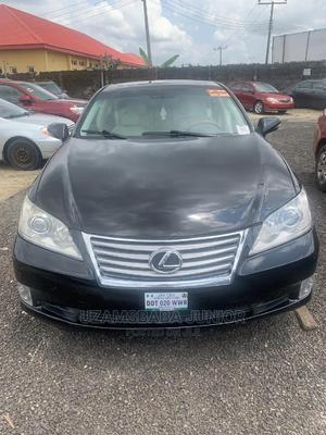 Lexus ES 2010 350 Black | Cars for sale in Delta State, Warri