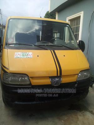 Very Clean Peugeot Boxer 2002 | Buses & Microbuses for sale in Lagos State, Oshodi