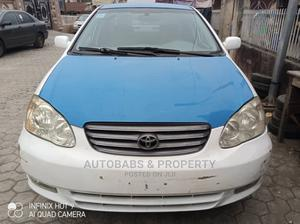 Toyota Corolla 2004 LE White | Cars for sale in Lagos State, Mushin
