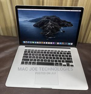 Laptop Apple MacBook Pro 2015 16GB Intel Core I7 SSD 512GB   Laptops & Computers for sale in Lagos State, Ikeja