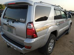 Toyota 4-Runner 2006 Sport Edition 4x4 V6 Silver | Cars for sale in Abuja (FCT) State, Nyanya