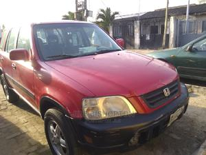 Honda CR-V 2000 2.0 Automatic Red | Cars for sale in Lagos State, Surulere
