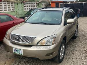 Lexus RX 2007 Gold | Cars for sale in Lagos State, Ogba
