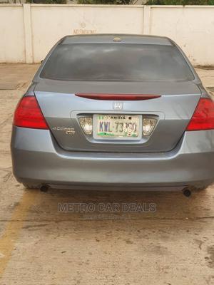 Honda Accord 2005 2.0 Comfort Gray   Cars for sale in Abuja (FCT) State, Wuye