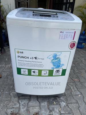 LG 9kg Top Loader Washing Machine | Home Appliances for sale in Lagos State, Lekki