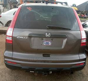 Honda CR-V 2009 Gold | Cars for sale in Delta State, Sapele