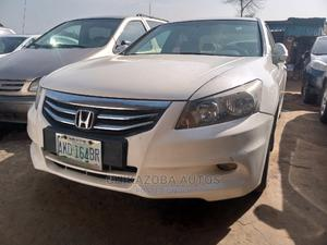 Honda Accord 2010 Coupe EX-L V-6 Automatic White | Cars for sale in Lagos State, Ikeja