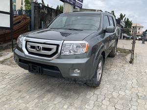 Honda Pilot 2009 Gray | Cars for sale in Lagos State, Ajah