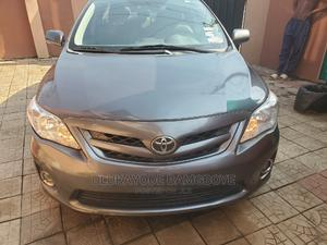 Toyota Corolla 2012 Gray | Cars for sale in Lagos State, Magodo
