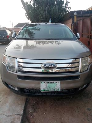 Ford Edge 2008 Silver | Cars for sale in Lagos State, Isolo
