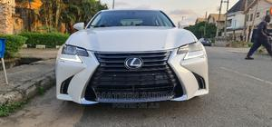 Lexus GS 2016 350 4WD White | Cars for sale in Lagos State, Magodo