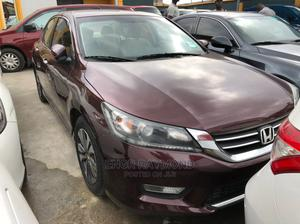 Honda Accord 2014 Red | Cars for sale in Lagos State, Ikeja