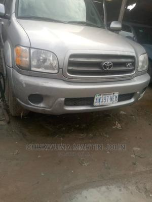 Toyota Sequoia 2008 Gray | Cars for sale in Rivers State, Port-Harcourt