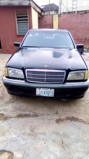 Mercedes-Benz C230 2000 Black | Cars for sale in Oyo State, Ibadan