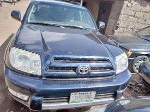 Toyota 4-Runner 2003 4.7 Blue | Cars for sale in Kaduna State, Kaduna / Kaduna State