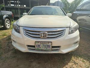 Honda Accord 2011 Sedan EX-L White   Cars for sale in Abuja (FCT) State, Central Business District
