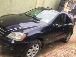 Mercedes-Benz M Class 2008 ML 350 4Matic Blue | Cars for sale in Lagos State, Victoria Island