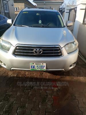 Toyota Highlander 2008 Limited Silver | Cars for sale in Abuja (FCT) State, Garki 2