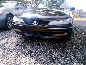 Peugeot 406 2006 Black | Cars for sale in Abuja (FCT) State, Gwarinpa