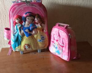 Troly School Bag for Girls   Babies & Kids Accessories for sale in Lagos State, Ikotun/Igando