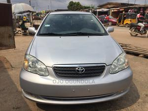Toyota Corolla 2005 Silver   Cars for sale in Lagos State, Ogba