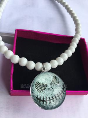 Pearl Necklace With Pendant   Jewelry for sale in Ogun State, Obafemi-Owode