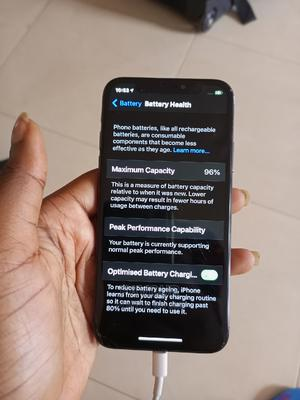 Apple iPhone X 256 GB Black   Mobile Phones for sale in Lagos State, Ojodu