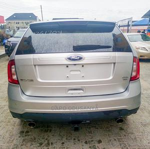 Ford Edge 2012 Silver | Cars for sale in Oyo State, Ibadan