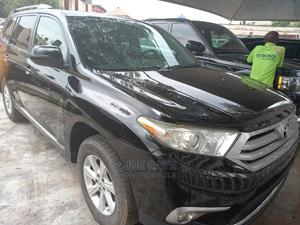 Toyota Highlander 2011 Black   Cars for sale in Lagos State, Ikeja