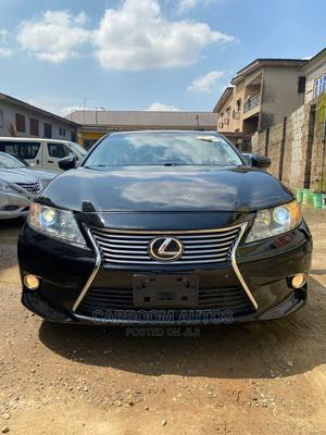 Lexus ES 2015 350 FWD Black | Cars for sale in Lagos State, Ogba
