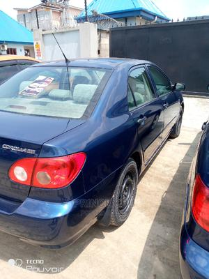 Toyota Corolla 2006 Blue   Cars for sale in Rivers State, Port-Harcourt