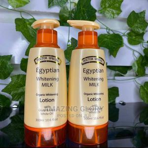 Doctor Egyptian Whitening Body Milk Lotion | Skin Care for sale in Lagos State, Lekki