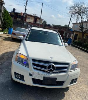 Mercedes-Benz GLK-Class 2012 350 4MATIC White   Cars for sale in Lagos State, Ikeja