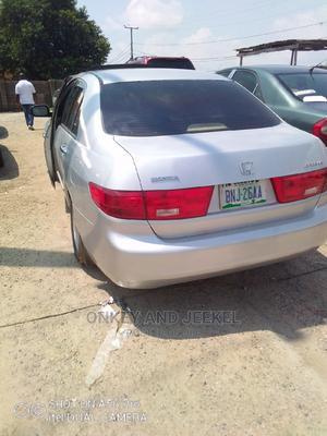 Honda Accord 2003 Silver | Cars for sale in Abuja (FCT) State, Mararaba