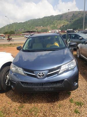 Toyota RAV4 2014 Blue | Cars for sale in Abuja (FCT) State, Gwarinpa