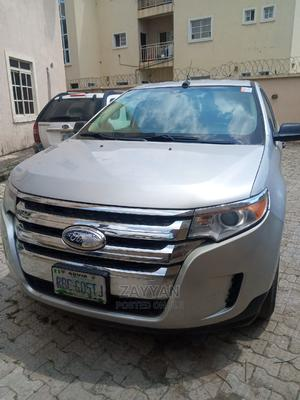 Ford Edge 2014 Silver   Cars for sale in Abuja (FCT) State, Jabi