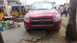 Toyota RAV4 2012 3.5 Sport 4x4 Red   Cars for sale in Lagos State, Isolo