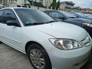 Honda Civic 2004 1.4i Sport Automatic White | Cars for sale in Lagos State, Ikeja