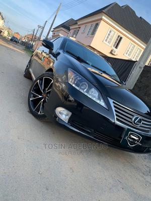 Lexus ES 2011 350 Black | Cars for sale in Lagos State, Amuwo-Odofin