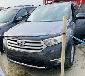 Toyota Highlander 2013 Gray   Cars for sale in Rivers State, Port-Harcourt