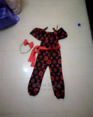 Jumpsuit With Side Pocket | Children's Clothing for sale in Abuja (FCT) State, Lugbe District
