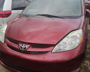Toyota Sienna 2010 XLE 7 Passenger Red | Cars for sale in Lagos State, Ifako-Ijaiye